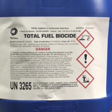 Total Perú presenta biocida para evitar la degradación de los combustibles