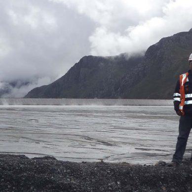 Relavera de Antamina: Solo un terremoto doble de 8 grados e insitu podría hacerla colapsar
