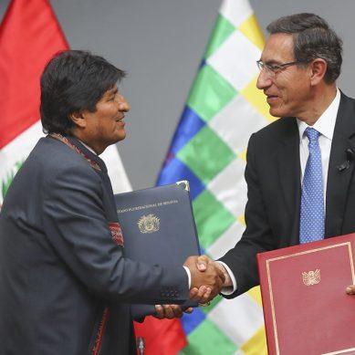 Integración energética: gasoducto al sur ahora incluirá un ramal desde Bolivia