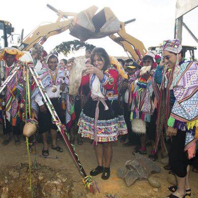 Ferreyros ejecuta nueva obra de agua y saneamiento en Cusco por más de S/21millones
