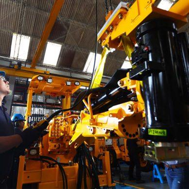 Minería subterránea: Resemin invertirá US$10 millones para ampliar planta de fabricación