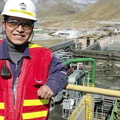 Antamina proyecta invertir S/730 millones en Obras por Impuestos en Áncash, entre el 2020 y 2021