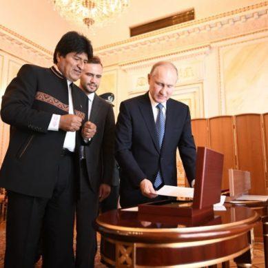 Rusia mueve ficha y apuesta por el estratégico litio boliviano