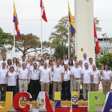Perú y Colombia acuerdan impulsar la interconexión eléctrica