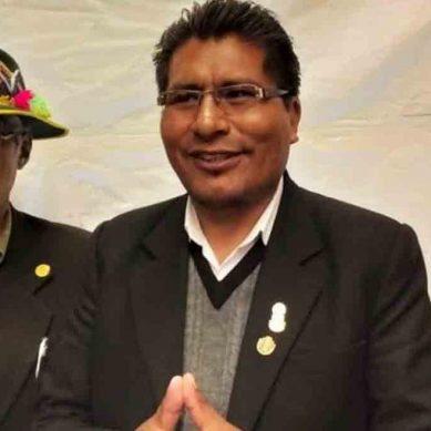 Seis años de prisión para Walter Aduviri, gobernador de Puno protagonista del «Aymarazo»