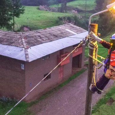 Ministra Vilca: Empadronamiento del bono de electricidad estará a cargo de distribuidoras