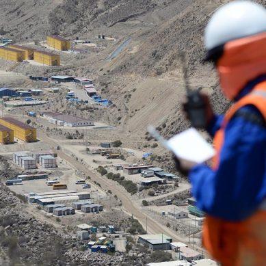 Inversión minera en Moquegua crece 105%, sostenida por el proyecto Quellaveco