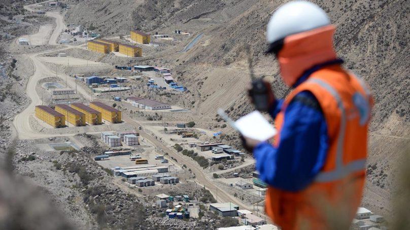 Inversión minera de enero-octubre crece casi 25% por Quellaveco, Mina Justa y Toromocho