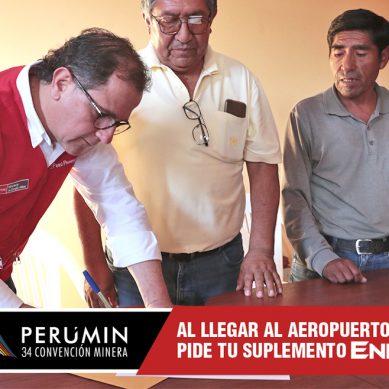 Quellaveco: avanza diálogo entre el Ejecutivo y la población de Tumilaca