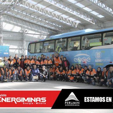 Dos empresas mineras del sur peruano iniciarán pruebas con vehículos eléctricos este año