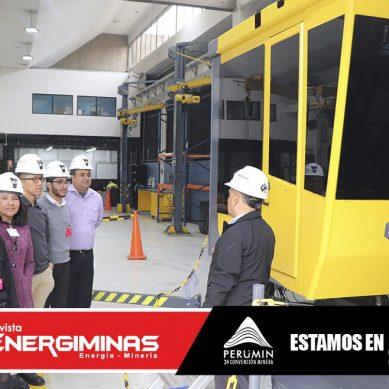 Para todos los gustos: Epiroc devela las más recientes tecnologías que lucirá en Perumin
