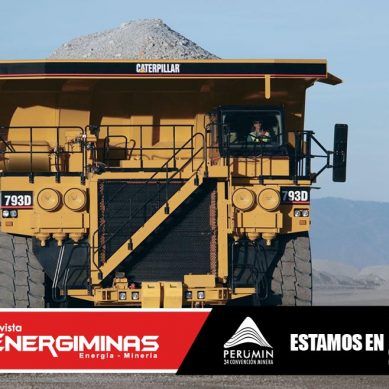 De diésel a gas natural, la posible migración de los camiones mineros CAT 793D de Mina Justa