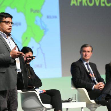 Perumin Inspira premia a cultivadores de hongos y creadores de potabilizador solar