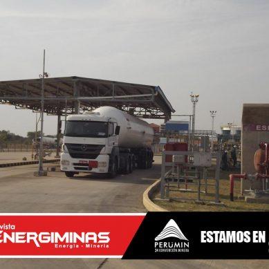 Bolivia inicia envío de GLP a Brasil, su cuarto mercado luego de Perú, Paraguay y Argentina