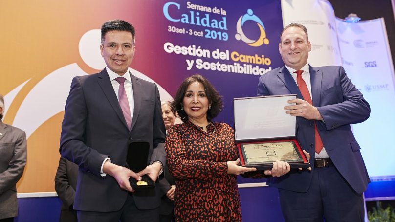 Osinergmin gana premio nacional por su «desempeño sobresaliente» en su gestión