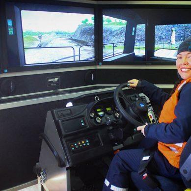 «Test Móvil», la ambulancia de Codelco que realiza testeos rápidos en Chuquicamata