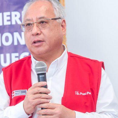 Ministro Liu espera que en 2020 se alcance el millón y medio de viviendas con gas natural