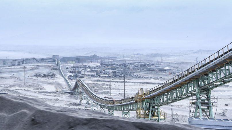 Minera Shougang espera invertir US$73.5 millones para aprovechar mineral de baja ley