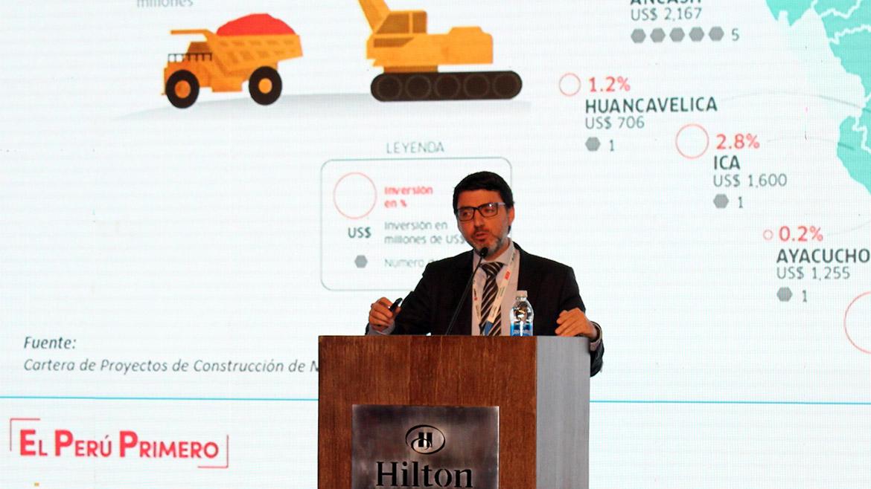 Augusto Cauti: Falta de exploración se debe a conflictos e irregularidades en minería informal