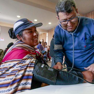 Antapaccay brindó atención médica para 1413 habitantes de comunidades de Cusco