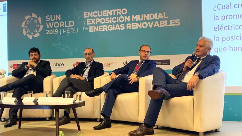 CEO de Engie Perú: En minería, un camión a hidrógeno tendría «más sentido» que uno eléctrico