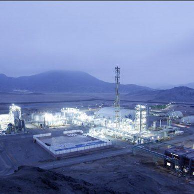 Raúl Benavides: «Esperamos tener nuestra refinería de cobre para 2022»