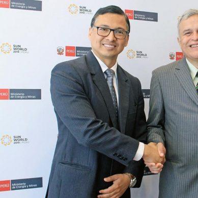 Perú en camino a convertirse en un hub de energías renovables: Minem