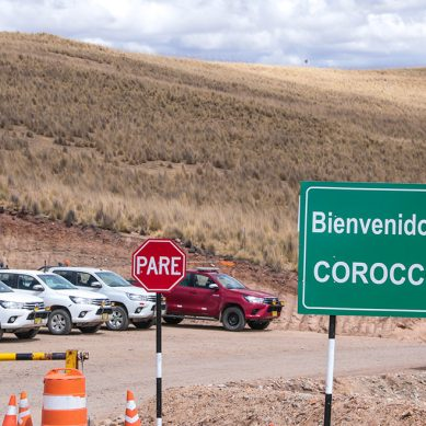 Coroccohuayco, proyecto de US$590 millones de la gigante Glencore, entre luces y sombras