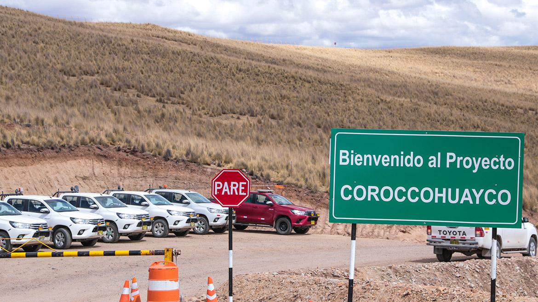 Ejecutivo aceptará proceso de consulta previa para proyecto Integración Coroccohuayco
