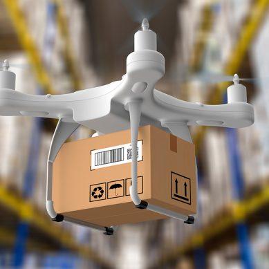 Drones, cada día más cerca de la logística en Perú