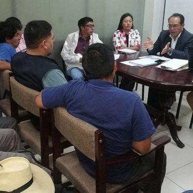 Arequipa: Minera Choco, Ecológica San Antonio y comunidad de Llatica resuelven impasses