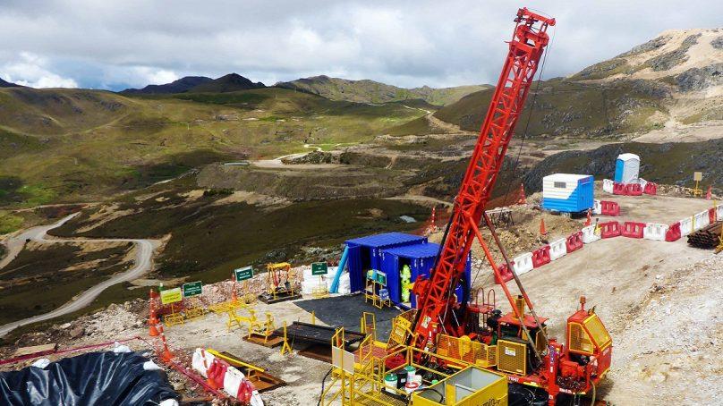 Cajamarca: Regulus colocará 40 plataformas perforadoras en proyecto minero de oro y cobre