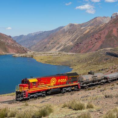 Construcción de línea ferroviaria para trasladar ácido sulfúrico a Tía María iniciará en el 2020