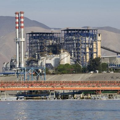 Engie cerrará dos plantas de generación eléctrica a carbón en Chile
