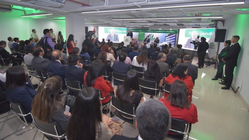 ISEM inaugura sede principal de 10 pisos en Lima