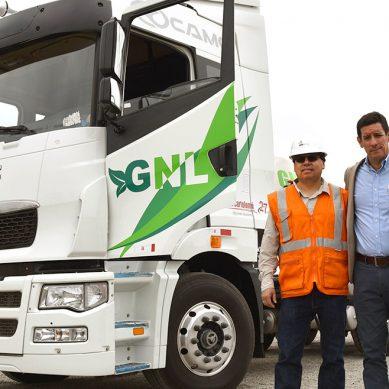 De Cerro Corona al puerto de Salaverry: Gold Fields inicia plan piloto con camión de GNL