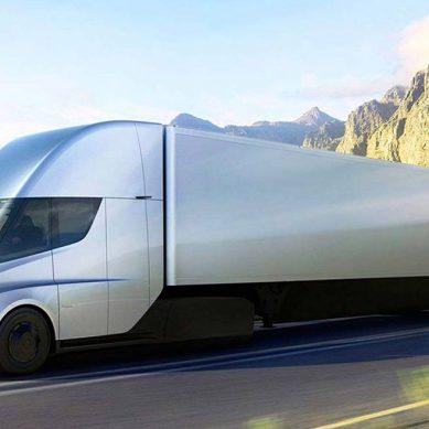 Camión eléctrico de Tesla comenzará a fabricarse en la segunda mitad de 2020