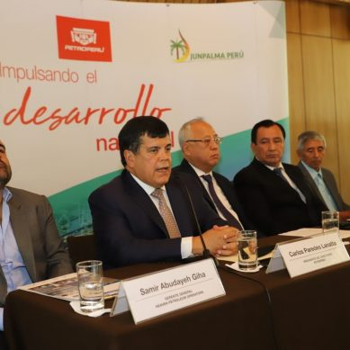 Petroperú promueve compra de materia prima nacional para producción de biodiésel
