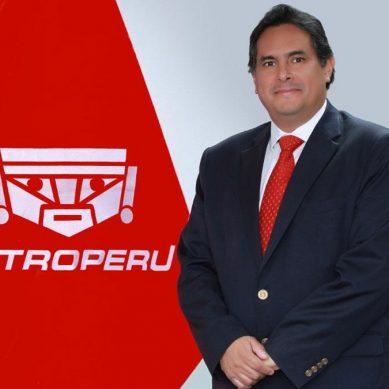 «El financiamiento del PMRT está asegurado»: Carlos Barrientos, nuevo presidente de Petroperú