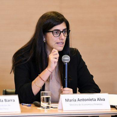 Ministra Alva: «En el Perú hay machismo y se menosprecia a las mujeres»