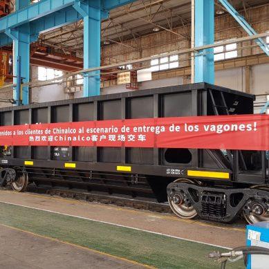 Ampliación Toromocho: Chinalco adiciona 100 vagones a su operación en Junín