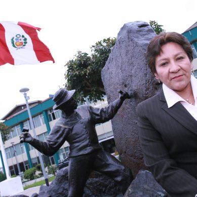 Susana Vilca es nombrada ministra de Energía y Minas