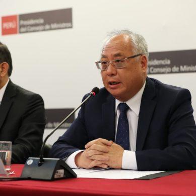 Ministro Liu sobre tragedia en VES: «Se incumplieron normas para el transporte del GLP»