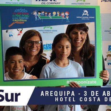 Perú LNG financia entrenamiento de dos escolares en centro de alto rendimiento en Argentina