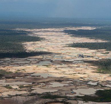 La Pampa, de volar dragas a respaldar el desarrollo económico: Minam