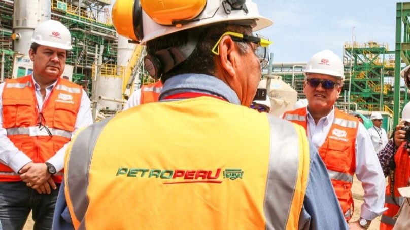 Petroperú planea reanudar en dos semanas modernización de refinería de Talara