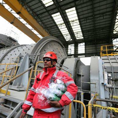 Chinalco donará 10 plantas de oxígeno: Minsa