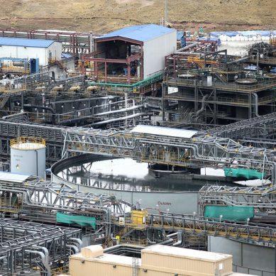 Inversión minera suma US$1.559 millones a mayo; más de la mitad proviene de Anglo American, Chinalco y Marcobre