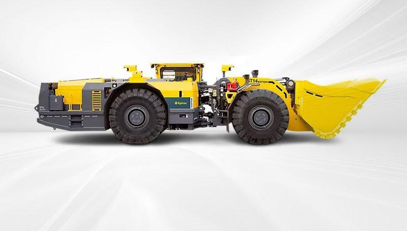 Northvolt ejecuta su mayor entrega de baterías de litio para Epiroc