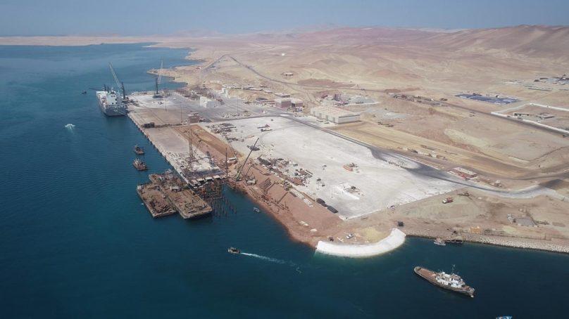 TPParacas: «Almacén de minerales que la operación utilizará es completamente hermético»